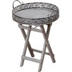 Boltze Bianca Side Table