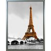 Benjamin Parker Galleries Golden Tower Framed Photographic Print on Wrapped Canvas