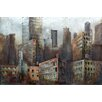 Benjamin Parker Galleries Lower Manhattan Metal Wall Art