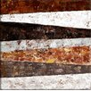 Benjamin Parker Galleries Shades I Hand Painting on Wrapped Canvas
