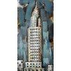 Benjamin Parker Galleries Empire State Metal Painting Print