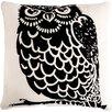 Pegasus Home Fashions Owl Cotton Throw Pillow (Set of 2)