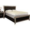 "Luxury Solutions 3"" Textured Memory Foam Mattress Topper"