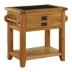 Alpen Home Millais Premium Kitchen Island with Granite Top