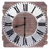 Besp-Oak Furniture Olde Barn Clock