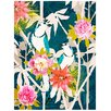 Cozamia Sweet Chinoiserie Giclee Graphic Art