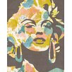 Cozamia Marilyn From Around The Way Giclee Graphic Art