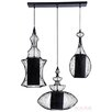 KARE Design Swing 3 Light Cascade Pendant