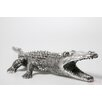 KARE Design Deco Crocodile Figurine