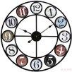 KARE Design Oversized 68cm Vintage Wall Clock
