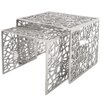 KARE Design Spidernet 2 Piece Nest of Tables