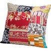 KARE Design Zierkissen Patchwork aus 100% Baumwolle