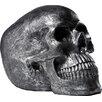 KARE Design Dekorationsobjekt Skull Head