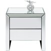 KARE Design Real Dream 2 Drawer Nightstand