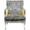 KARE Design Sessel Regency Zebra
