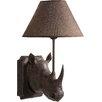 KARE Design Design-Wandleuchte 1-flammig Rhino