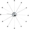 KARE Design Oversized 60cm Like Umbrella Balls Wall Clock
