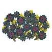 Seletti Florigraphie Passiflora Straw Table Mat