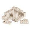 Seletti Memorabilia 39 Piece Porcelain My Bricks Figurine Set