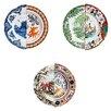 Seletti Hybrid Porcelain Dinner Plate Set
