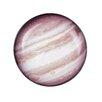 """Seletti Cosmic Diner 10.2"""" Jupiter Porcelain Plate"""