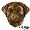 Michael Healy Designs Labrador Retriever Door Knocker
