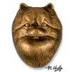 Michael Healy Designs Pomeranian Door Knocker