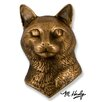 Michael Healy Designs Cat Door Knocker