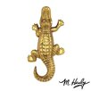 Michael Healy Designs Alligator Doorbell Ringer