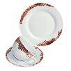 Arte Viva 18-Piece Umbria Coffee Tableware Set