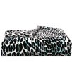 Teen Vogue Leopard Jungle Plush Fleece Throw Blanket