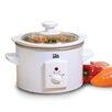 Elite by Maxi-Matic Cuisine 1.5-Quart Mini Slow Cooker