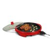 """Elite by Maxi-Matic Gourmet 14"""" Electric Indoor Grill with Lid"""