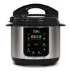 Elite by Maxi-Matic Platinum 4 Qt. Electric Stainless Steel Pressure Cooker