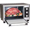 Elite by Maxi-Matic Elite Cuisine 6 Slice Toaster Oven Broiler with Rotisserie
