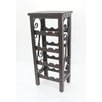 Teton Home 12 Bottle Floor Wine Rack