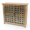 Teton Home Wooden/Metal Cabinet