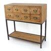 Teton Home 8 Drawer Cabinet