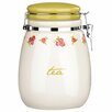 Premier Housewares Rose Cottage Tea Jar