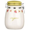 Premier Housewares Rose Cottage Sugar Jar