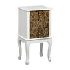 All Home Bali 3 Drawer Nightstand