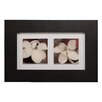 All Home Double Floral Framed Graphic Art