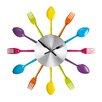 All Home Wanduhr Cutlery 37 cm