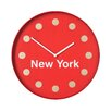 All Home New York 36cm Bantock Wall Clock