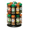 Premier Housewares Turnable Spice Rack with Spices