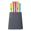 Premier Housewares 6-tlg. Messerblock-Set Kosma