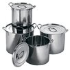 Premier Housewares 7.5L Pot Set with Lid