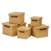 Premier Housewares 5-tlg. Aufbewahrungskisten-Set