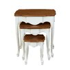 Premier Housewares Serena 3-Piece Nesting Table