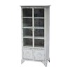 Premier Housewares Bantock Loft Barbel Display Cabinet